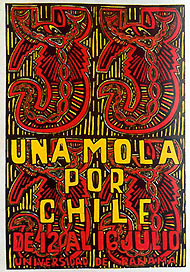 <title>Solidaridad con Chile - Afiches 1973 - 1980 : Panamá --------------------------------</title>
